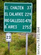 Купить «Distances in Argentina», фото № 9872864, снято 17 июля 2018 г. (c) PantherMedia / Фотобанк Лори