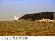 Купить «Miramare castle, Trieste», фото № 9901236, снято 20 июня 2019 г. (c) PantherMedia / Фотобанк Лори