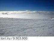 Купить «Snow on Etna Volcan, Sicily», фото № 9903900, снято 21 октября 2018 г. (c) PantherMedia / Фотобанк Лори