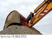 Купить «shovel dredger baggern building machine», фото № 9963072, снято 20 марта 2019 г. (c) PantherMedia / Фотобанк Лори