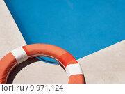 Купить «Swimming pool», фото № 9971124, снято 25 июня 2019 г. (c) PantherMedia / Фотобанк Лори