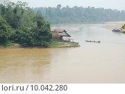 Купить «Taman Negara - Jetty view», фото № 10042280, снято 18 июня 2019 г. (c) PantherMedia / Фотобанк Лори