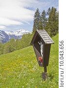 Купить «meadow gebirge berge gipfelkreuz holzkreuz», фото № 10043656, снято 16 июля 2019 г. (c) PantherMedia / Фотобанк Лори