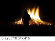 Купить «fire bavaria solstice conflagration midsummer», фото № 10047416, снято 20 сентября 2019 г. (c) PantherMedia / Фотобанк Лори