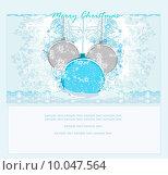 Купить «Christmas Framework style card», иллюстрация № 10047564 (c) PantherMedia / Фотобанк Лори