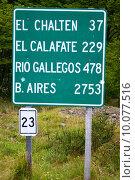 Купить «Distances in Argentina», фото № 10077516, снято 17 июля 2018 г. (c) PantherMedia / Фотобанк Лори