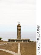 Купить «Lighthouse at Volcano dos Capelinhos», фото № 10204048, снято 17 июля 2019 г. (c) PantherMedia / Фотобанк Лори