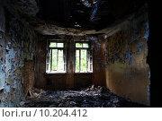 Купить «Пожарище», фото № 10204412, снято 22 июня 2015 г. (c) Константин Кург / Фотобанк Лори
