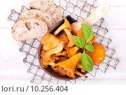 Купить «food fresh prepare mushrooms aliment», фото № 10256404, снято 27 июня 2019 г. (c) PantherMedia / Фотобанк Лори