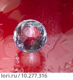 Купить «bowl crystal diamond jewel refraction», фото № 10277316, снято 18 ноября 2018 г. (c) PantherMedia / Фотобанк Лори