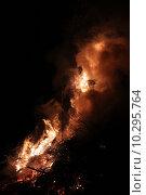 Купить «fire death devil hell solstice», фото № 10295764, снято 20 сентября 2019 г. (c) PantherMedia / Фотобанк Лори