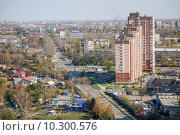 Хабаровск улица Флегонтова 4 (2012 год). Редакционное фото, фотограф Игорь Сарапулов / Фотобанк Лори