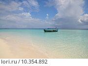 Купить «holiday vacation beach island boat», фото № 10354892, снято 16 июля 2020 г. (c) PantherMedia / Фотобанк Лори
