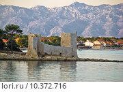 Купить «Island of Vir fortress ruins», фото № 10372716, снято 11 декабря 2017 г. (c) PantherMedia / Фотобанк Лори