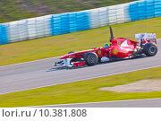 Купить «Team Ferrari F1, Felipe Massa, 2011», фото № 10381808, снято 3 июля 2020 г. (c) PantherMedia / Фотобанк Лори