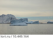 Купить «cold clouds ice arctic iceberg», фото № 10449164, снято 25 апреля 2019 г. (c) PantherMedia / Фотобанк Лори