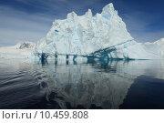 Купить «Winter cold ice glacier arctic», фото № 10459808, снято 20 августа 2019 г. (c) PantherMedia / Фотобанк Лори