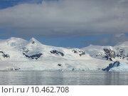 Купить «Winter cold ice glacier arctic», фото № 10462708, снято 19 февраля 2019 г. (c) PantherMedia / Фотобанк Лори