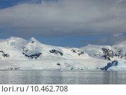 Купить «Winter cold ice glacier arctic», фото № 10462708, снято 20 августа 2019 г. (c) PantherMedia / Фотобанк Лори