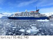 Купить «winter cruise arctic polar cruiser», фото № 10462740, снято 15 ноября 2019 г. (c) PantherMedia / Фотобанк Лори