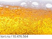 Купить «Beer bubbles.», фото № 10476564, снято 20 апреля 2018 г. (c) PantherMedia / Фотобанк Лори
