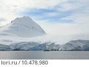 Купить «winter cold ice glacier arctic», фото № 10478980, снято 25 апреля 2019 г. (c) PantherMedia / Фотобанк Лори