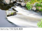 Новое русло реки. Стоковое фото, фотограф Виталий Пушкарев / Фотобанк Лори