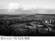 Безжизненное поселение (2015 год). Стоковое фото, фотограф Виталий Пушкарев / Фотобанк Лори