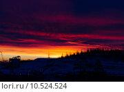 На закате. Стоковое фото, фотограф Виталий Пушкарев / Фотобанк Лори
