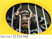 Купить «costume carnival confetti fasnacht waggis», фото № 10533044, снято 22 июля 2019 г. (c) PantherMedia / Фотобанк Лори