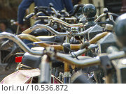 Купить «bell bike bicycle cycle netherlands», фото № 10536872, снято 21 апреля 2019 г. (c) PantherMedia / Фотобанк Лори