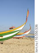 Купить «Old fishing boats», фото № 10550536, снято 18 июня 2019 г. (c) PantherMedia / Фотобанк Лори