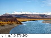 Купить «Tundra in Fall», фото № 10576260, снято 21 февраля 2020 г. (c) PantherMedia / Фотобанк Лори
