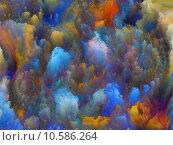 Купить «Realms of Fractal Turbulence», фото № 10586264, снято 17 июля 2019 г. (c) PantherMedia / Фотобанк Лори