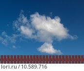 Купить «Blue Sky», фото № 10589716, снято 20 сентября 2019 г. (c) PantherMedia / Фотобанк Лори