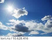 Купить « sky », фото № 10628416, снято 20 сентября 2019 г. (c) PantherMedia / Фотобанк Лори