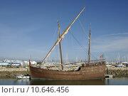 boat ship portugal sailboat algarve. Стоковое фото, фотограф Carmen Mair / PantherMedia / Фотобанк Лори
