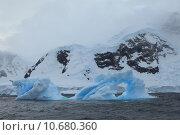 Купить «cold clouds ice arctic iceberg», фото № 10680360, снято 19 февраля 2019 г. (c) PantherMedia / Фотобанк Лори