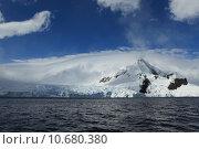 Купить «cold clouds ice arctic iceberg», фото № 10680380, снято 25 апреля 2019 г. (c) PantherMedia / Фотобанк Лори
