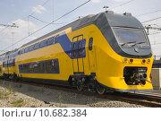 Купить «Dutch train », фото № 10682384, снято 18 февраля 2019 г. (c) PantherMedia / Фотобанк Лори