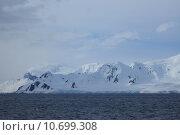 Купить «Winter cold ice glacier arctic», фото № 10699308, снято 19 февраля 2019 г. (c) PantherMedia / Фотобанк Лори