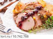 Купить «food brown brunette meat turkey», фото № 10742788, снято 16 июля 2019 г. (c) PantherMedia / Фотобанк Лори