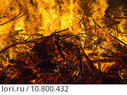 Купить «danger fire burn solstice conflagration», фото № 10800432, снято 20 сентября 2019 г. (c) PantherMedia / Фотобанк Лори
