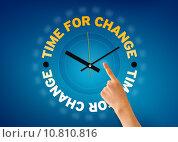 Купить «Time for Change», фото № 10810816, снято 20 сентября 2019 г. (c) PantherMedia / Фотобанк Лори