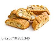 Купить «cantuccini cookies», фото № 10833340, снято 22 мая 2018 г. (c) PantherMedia / Фотобанк Лори