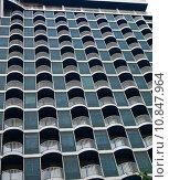 Купить «Hotel facade in Tehran, Iran», фото № 10847964, снято 17 июня 2019 г. (c) PantherMedia / Фотобанк Лори