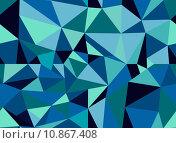 Купить «Unusual abstract geometric seamless pattern», иллюстрация № 10867408 (c) PantherMedia / Фотобанк Лори