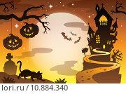 Купить «Halloween topic background 4», иллюстрация № 10884340 (c) PantherMedia / Фотобанк Лори