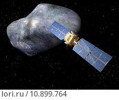 Купить «Giant asteroid», фото № 10899764, снято 23 апреля 2018 г. (c) PantherMedia / Фотобанк Лори