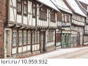 Купить «facade frame work old town», фото № 10959932, снято 20 ноября 2018 г. (c) PantherMedia / Фотобанк Лори